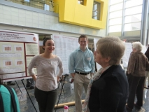 1st Annual CAS Scholar Poster Session, 2014